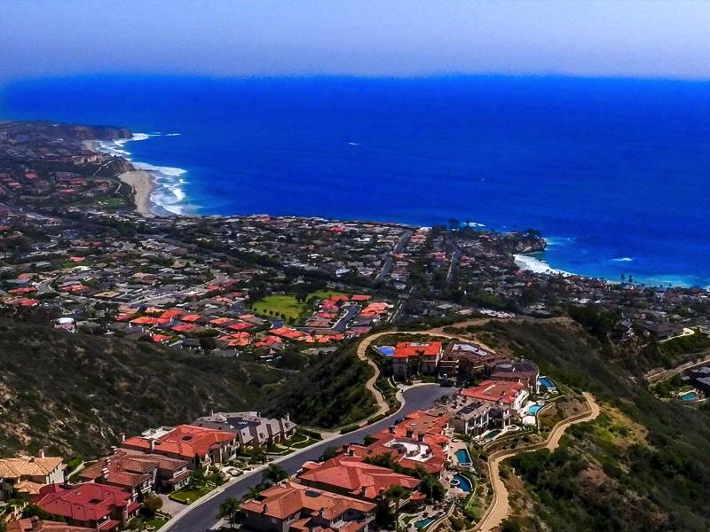 Coastline Aerial Photo